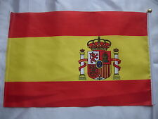 20 Spanish Waving Flags  20cm x30cm  Olympic  Games
