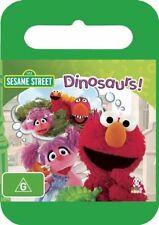 Sesame Street - Dinosaurs (DVD, 2008)