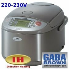 ZOJIRUSHI Induction Rice Cooker 1.8L, 10 Cups, NP-HBQ18, 220V 230V