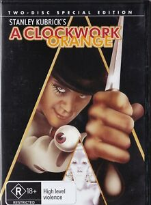 A Clockwork Orange [Two Disc Special Edition]  [R4]