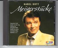 CD:  KAREL GOTT  Meisterstücke