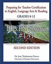 Preparing for Teacher Certification in English, Language Arts & Reading: Grades