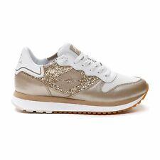 Lotto Scarpe Donna Sneakers WEDGE GLITTER W Marrone