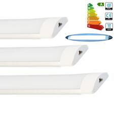 2x 4FT 1200mm LED Linkable Batten Tube Light White Replace T8 Fluorescent Tube