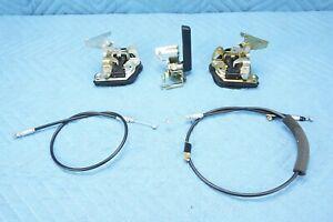 Lexus LX470 Rear Gate Lock Latch 1998-2007 5pc Set OEM