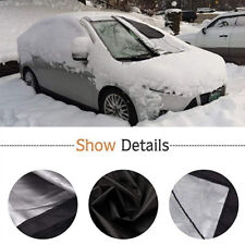 Magnetism Car Windshield Snow Frost Smog UV sunlight Protector Cover Universal
