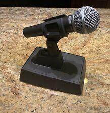 Shure Microphone Base S37A 32A674-DI Vintage Heavy Desktop Microphone Base