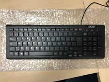 Acer Keyboard KBAY211 USB Wired