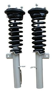 2003-2012 Range Rover Front Air Suspension to Coil Spring Conversion - TT-R402F
