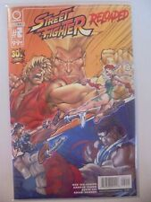 Street Fighter Reloaded #2 A Cover Udon Capcom NM Comics Book