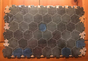 """Magic The Gathering """"Arena of the Planeswalkers""""  3 Double Sided Board Pieces"""