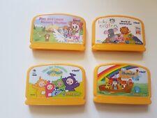 Vtech vsmile baby games bundle of 4 games