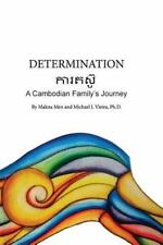 Determination by Makna Men and Michael Vieira (2015, Paperback)
