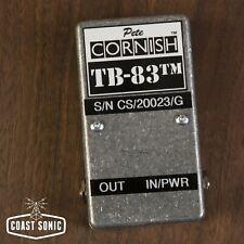 Pete Cornish TB-83 Agudo Impulsar