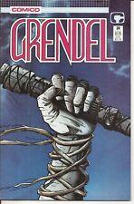 Comico Grendel #24 Action Adventure (1986 Series) VF/NM
