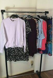 Womens Ladies Clothes Bundle Size 16 Midi Dress Jumper Sweater Blouse Top  BB2