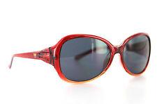 Elle Kinder Sonnenbrille / Kids Sunglasses EL18250 RE Rot Glas Grau