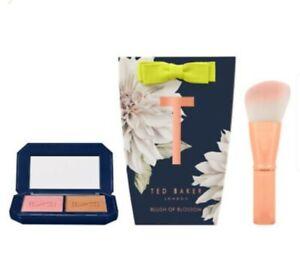 Ted Baker Gift Set Blush Of Blossom bespoke Blush duo and Bronze Kit