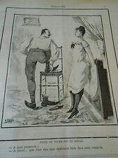 Typo 1890 Féministes Nuits de Noces Fin de Siècle