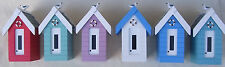 Seaside Beach Huts Money Boxes  Nautical Decor FREE POST    £9.99 each  NEW