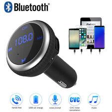 Inalámbrico Bluetooth coche reproductor de MP3 FM Transmisor Radio LCD SD USB Cargador Kit