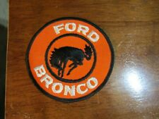 Ford Bronco Parking only Aluminum sign with All Weather UV Protective Coating