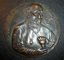 SWITZERLAND 1538 VERY ANTIQUE PARACELSUS MEDICINE MEDICAL RENNAISANCE UNIFAZ