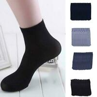 10 Pairs Bamboo Fiber Ultra-thin Elastic Silky Short Stockings Silk Socks C1Q9