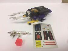 Transformers Platinum Edition Insecticon metralla Menta Sin Usar Completo