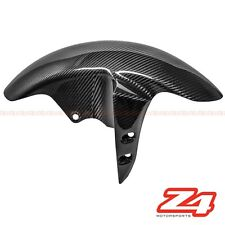 2004 2005 2006 R1 Mud Guard Hugger Front Tire Fender Fairing Cowl Carbon Fiber
