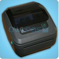Zebra GX 420d Ethernet & USB Thermal Shipping Label Barcode Printer UPS GX420d