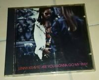 Lenny Kravitz - Are You Gonna Go My Way CD (1993) Slash Hendrix Curtis Mayfield