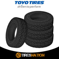 (4) New Toyo Open Country A/T II 285/70/17 117T All-Terrain Tire