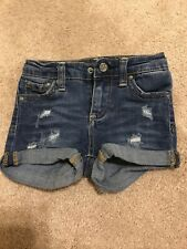 Ag Denim Shorts Infant Size 24 Months