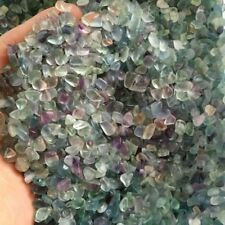 Miniature Fairy Garden Natural Fluorite Chips Gravel 50 Grams - Buy 3 Save $5