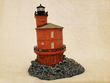 Harbour Lights Wolf Trap, Va 282 Lighthouse, Coa, Box Low #618 c. 2002