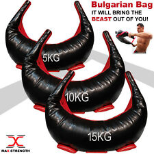 Bulgarian Bag Power Sand Bag Strength MMA Boxing Body Training CrossFit Exercise