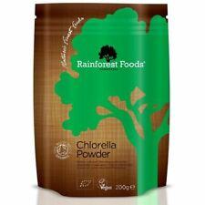 Rainforest Foods Chlorella Poudre - 200 g - 79070