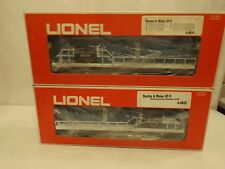 O Lionel #8654 & 8655 Boston & Maine GP9 diesel engine in original box