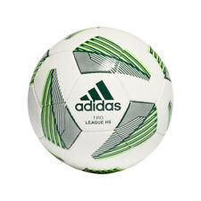 adidas Tiro Match Fußball Größe 3 4 oder 5 weiß/hellgrün [FS0368]