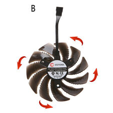 Graphics Card Cooling Fan PLD09210S12HH For Nvidia Gigabyte Aorus-Anticlockwise