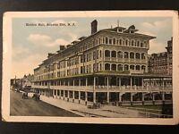 Vintage Postcard>1907-1915>Haddon Hall Hotel>Atlantic City>New Jersey