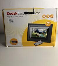 """Kodak EASYSHARE SV710 7"""" Digital Picture Frame (12)"""