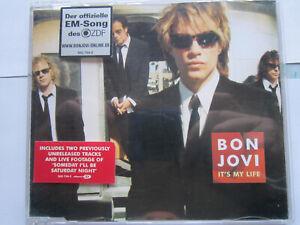 Bon Jovi - It's my life (Maxi)