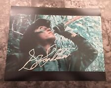 GFA Predator Billy Sole * SONNY LANDHAM * Signed 11x14 Photo PROOF MH2 COA