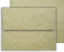 """125 Aged Parchment A-2 Size Announcement Envelopes 60# Paper 5.75"""" X 4.375"""""""