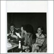 Jimi Hendrix Experience Black And White Photo (Germany)