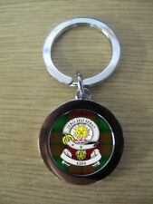 KERR CLAN KEY RING (METAL) IMAGE DISTORTED TO PREVENT INTERNET THEFT