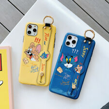 Tom And Jerry Wristband TPU Phone Case Cover For iPhone 11 Pro XR 6s 8 SE 2020