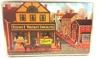 Whitman's Chocolates Collectible Tin Philadelphia 1842 Decorative Container